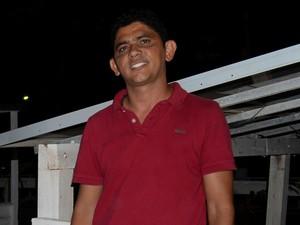 Pesquisador do Iepa, Gilvam Portela  (Foto: Jéssica Alves/G1)