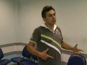 Empresário sequestrado no Sul do Espírito Santo é libertado no Rio de Janeiro (Foto: Reprodução/TV Gazeta Sul)