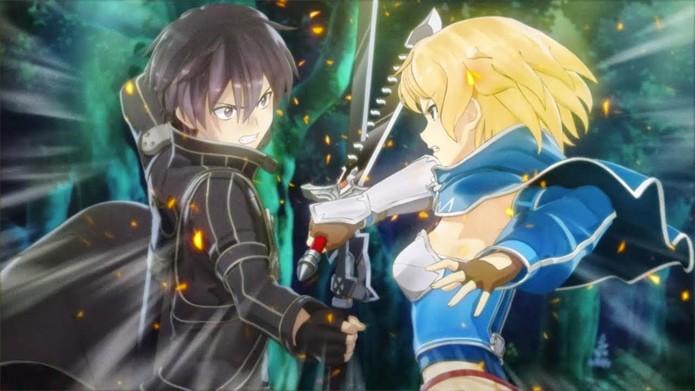 Sword Art Online Re: Hollow Fragment (Foto: Divulgação)