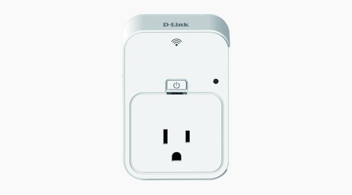 Plug é uma espécie de tomada inteligente (Foto: Divulgação/Dlink)