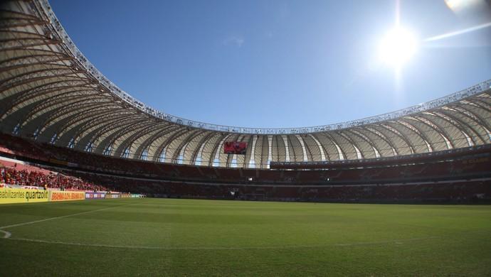 Inter vs Atletico-MG Beira-Rio crowd (Photo: Diego Guichard / GloboEsporte.com)