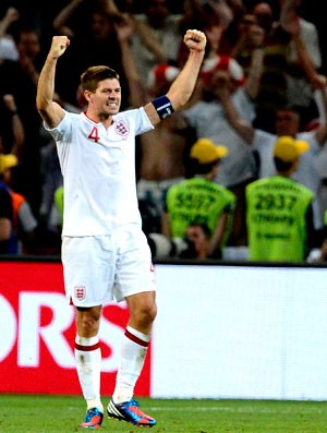  Gerrard - Inglaterra (Foto: Reuters)