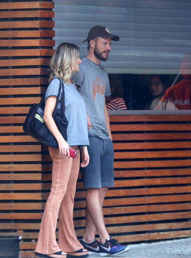 Fernanda Lima e Rodrigo Hilbert (Foto: AgNews)