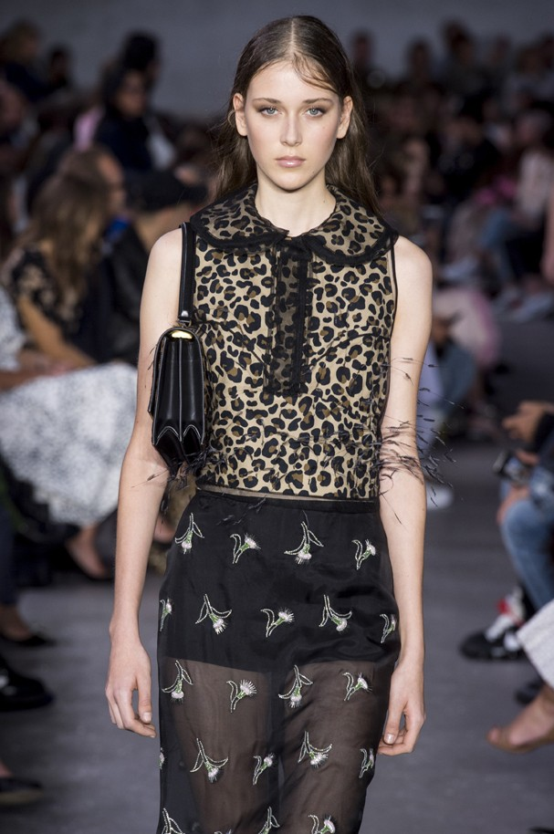 Animal Print da Gucci (Foto: ImaxTree)