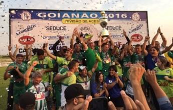 Rio Verde bate o Iporá e conquista a Divisão de Acesso pela sexta vez