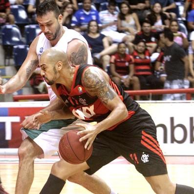 Marquinhos, basquete cearense x flamengo  (Foto: Reprodução / Instagram)