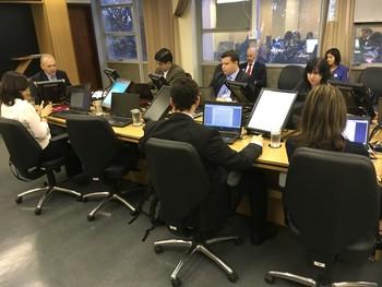 Decisão do caso de Pato foi decidido em sessão do Carf na manhã desta quarta (Foto: Fabrício Marques)