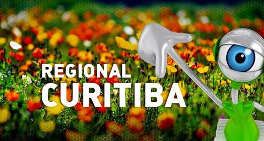Inscrições regionais curitiba home (Foto: Daniel Chevrand/Gshow)