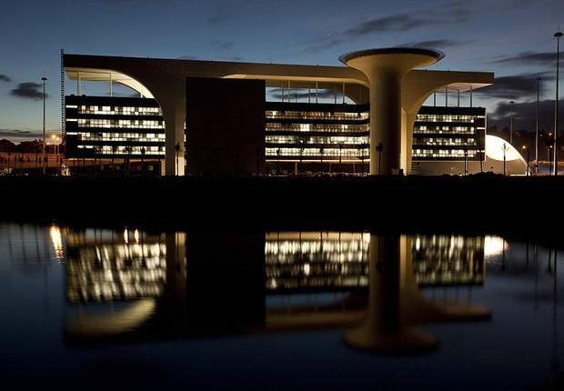 Cidade Administrativa, sede do governo de Minas Gerais (Foto: Wikipedia)