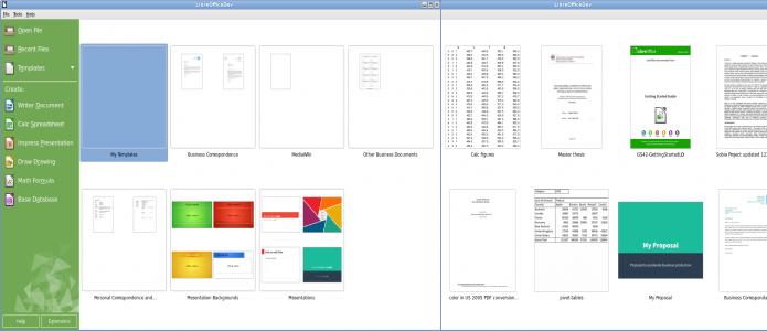 Documentos do LibreOffice já podem ser salvos na nuvem (Foto: Divulgação)