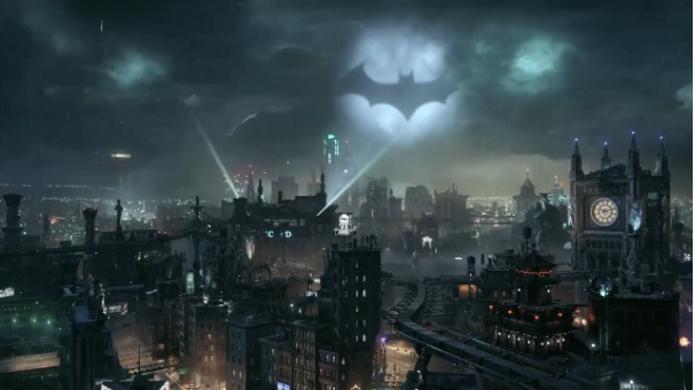 Batman: Arkham Knight ganhou seu primeiro vídeo com cenas de gameplay. (Foto: Reprodução/YouTube)