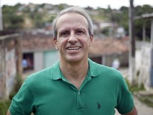 Carlos Augusto Costa, presidente estadual do PV em Pernambuco (Foto: Divulgação / Hans von Manteuffel)