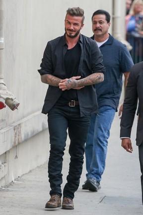 David Beckham  (Foto: AKM-GSI/Agencia)