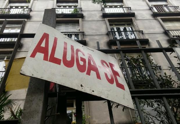 Aluguel de imóveis ; aluga-se ; vendas e locações de imóveis ; mercado imobiliário ;  (Foto: Fernanda Carvalho/Fotos Públicas)