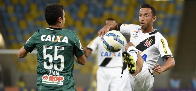 O Coritiba de Juan e o Vasco de Nenê se enfrentam na última rodada (Foto: Foto: André Durão / GloboEsporte.com)