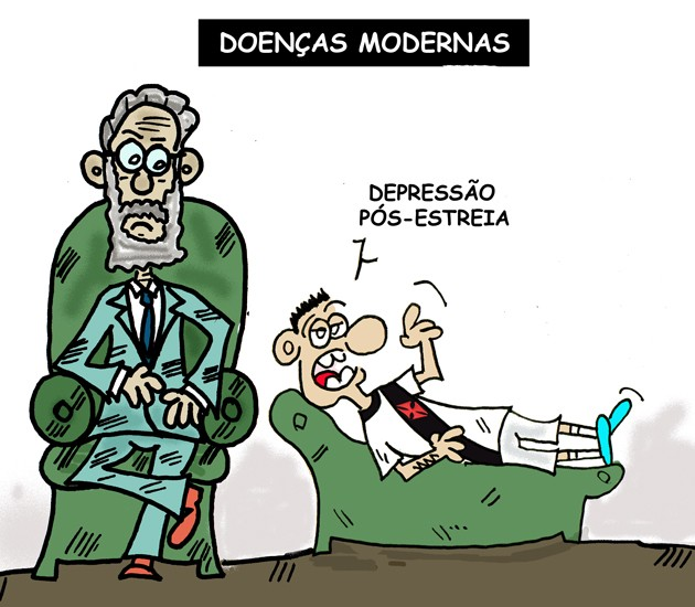 BLOG: No divã...