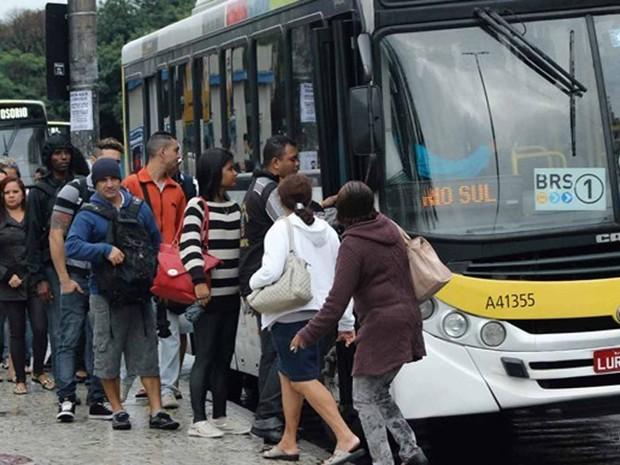SMTR promove mais uma alteração nas linhas de ônibus da Zona Sul do Rio (Foto: José Lucena/ Futura Press/ Estadão Conteúdo)