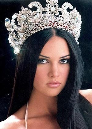 A ex-miss venezuelana Mónica Spears Mootz (Foto: Reprodução/Facebook)
