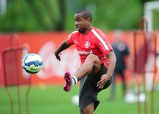 Anderson em treino do Inter  (Foto: Ricardo Duarte / Inter, DVG)
