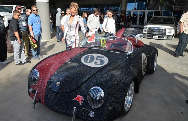 Porsche 356 - SEMA (Foto: Newspress)
