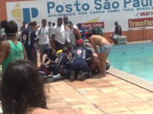 adolescente morre um dia antes do aniversário na bahia (Foto: Voz da Bahia / Divulgação)