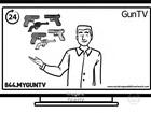 Canal de TV só para vender armas é lançado nos Estados Unidos