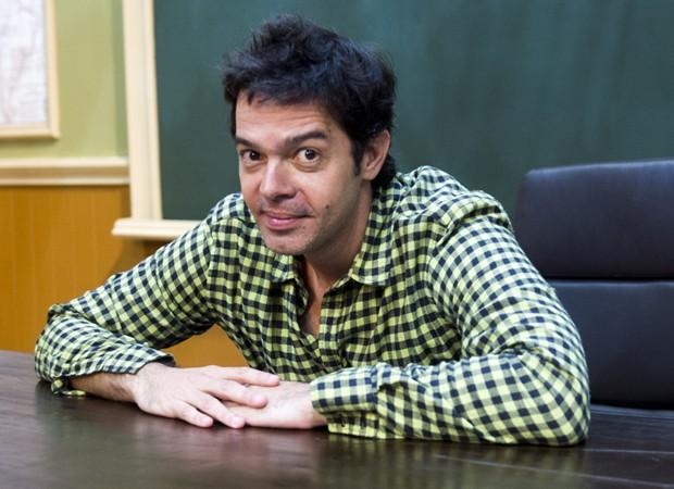Bruno Mazzeo (Foto: Divulgação/TV Globo)