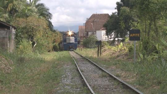 Norte catarinense espera pela construção de contorno ferroviário