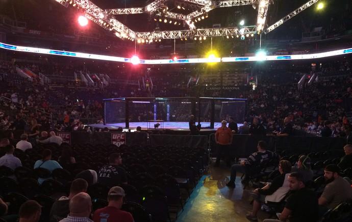 Arena, UFC Phoenix (Foto: Ivan Raupp)