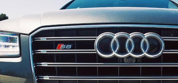 Logo Audi (Foto: Reprodução/Facebook)
