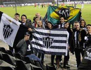 Torcida Atlético-MG Rosário (Foto: Léo Simonini)