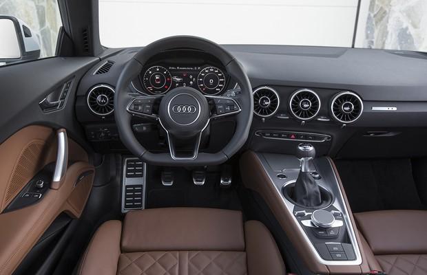 Audi TT 2.0 TFSI (Foto: Divulgação)