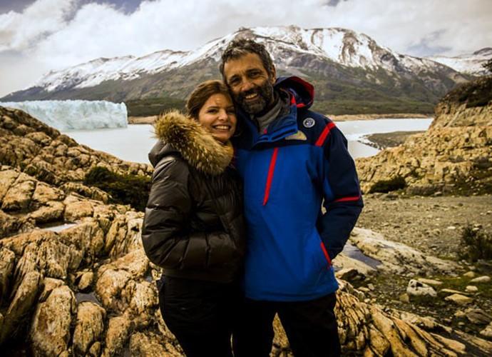 Destinos de Novela - Debora Bloch e Domingos Montagner (Foto: Divulgação)
