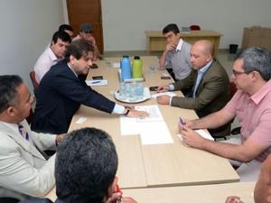 Prefeitura, Câmara e Sindicato pedem pela manutenção da Gerdau em Sorocaba (Foto: Zaqueu Proença/ Secom Sorocaba)