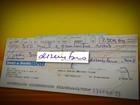 Agnelo Queiroz envia à CPI cópias de cheques dados a autor de denúncias