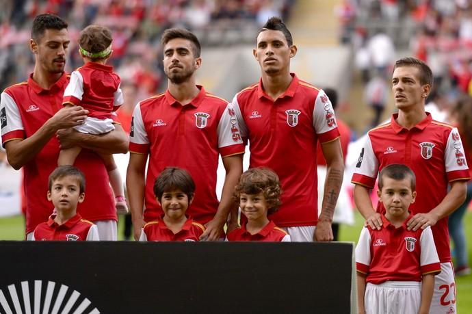 Crislan Braga (Foto: Reprodução/SC Braga)