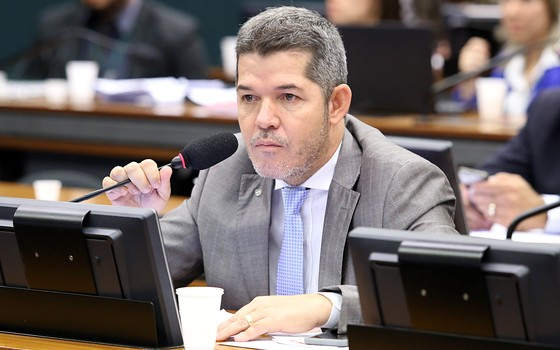 O deputado Delegado Waldir (Foto: Agência Câmara dos Deputados)