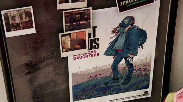 Uncharted 4 dá dica sobre nova HQ de The Last of Us (Foto: Reprodução/Thomas Schulze)