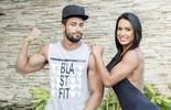 Gracyanne Barbosa mostra a casa ao 'Estrelas' e apresenta 'pupilo' que treina para ser campeão fit