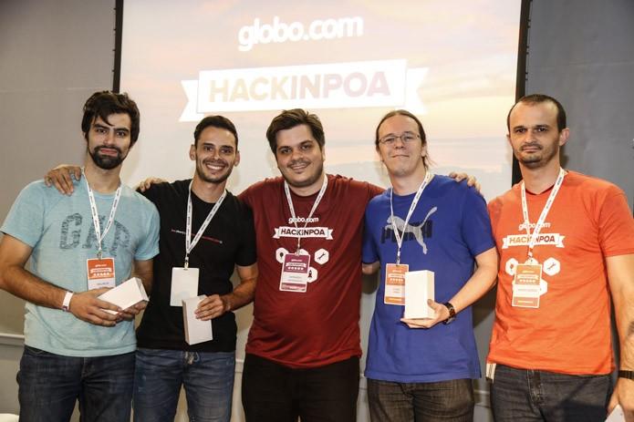 Hack in PoA EuRepórter (Foto: Cristiano Sant'Anna)