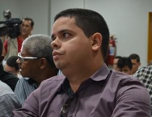 Bruno Euclides, presidente do ASA (Foto: Jota Rufino/GloboEsporte.com)