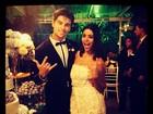 Todos os detalhes do casamento de Carol Castro e Raphael Sander