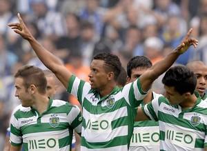 nani sporting x porto (Foto: EFE)