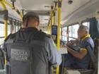 Operação da PM busca combater assaltos a ônibus em Macapá