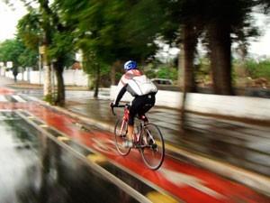 Aluguel de bicicletas em Porto Alegre (Foto: Caetanno Freitas/G1)
