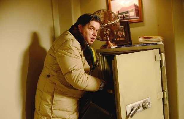 Um dos trabalhos de Oliver Pratt, no filme Fargo (Foto: Divulgao)