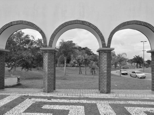 36 fotos em preto e branco fazem a 4° Mostra de Comunicação Visual (Foto: Murilo Lima/ Arquivo Pessoal)