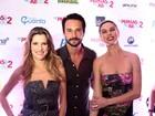 Pré-estreia de 'De Pernas Pro Ar 2' reúne famosos no Rio