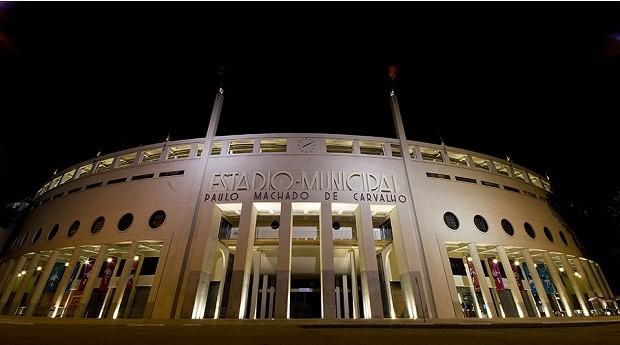 Estádio pacaembu (Foto: Wikimedia Commons)