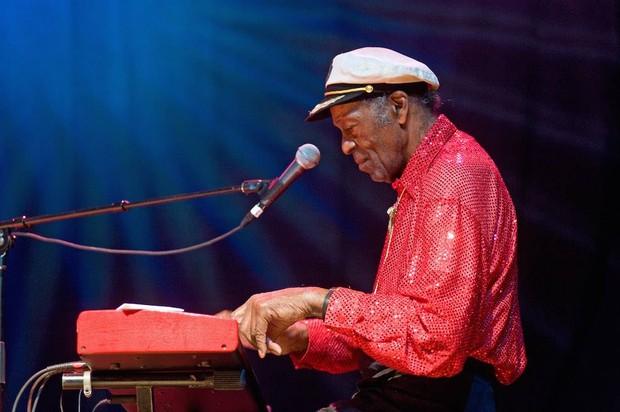 Chuck Berry (Foto: Reprodução do Facebook)